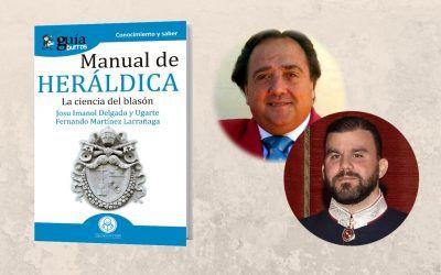 Ya está a la venta el 'GuíaBurros: Manual de Heráldica'