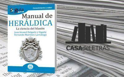 El «GuíaBurros: Manual de heráldica» en la web de Casa de Letras