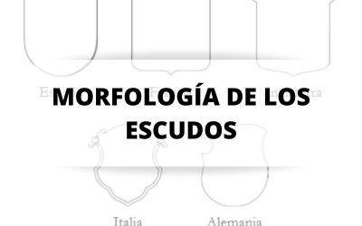 Diseño y blasonamiento heráldico: Morfología de los escudos