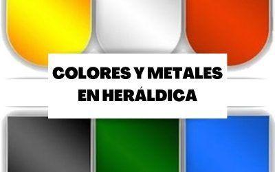 Descubre el significado de los metales y los colores en heráldica